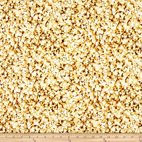 Windham Fabrics Windham One Of A Kind Whistler Studios Popcorn Multi multi, Fabric by the Yard ()