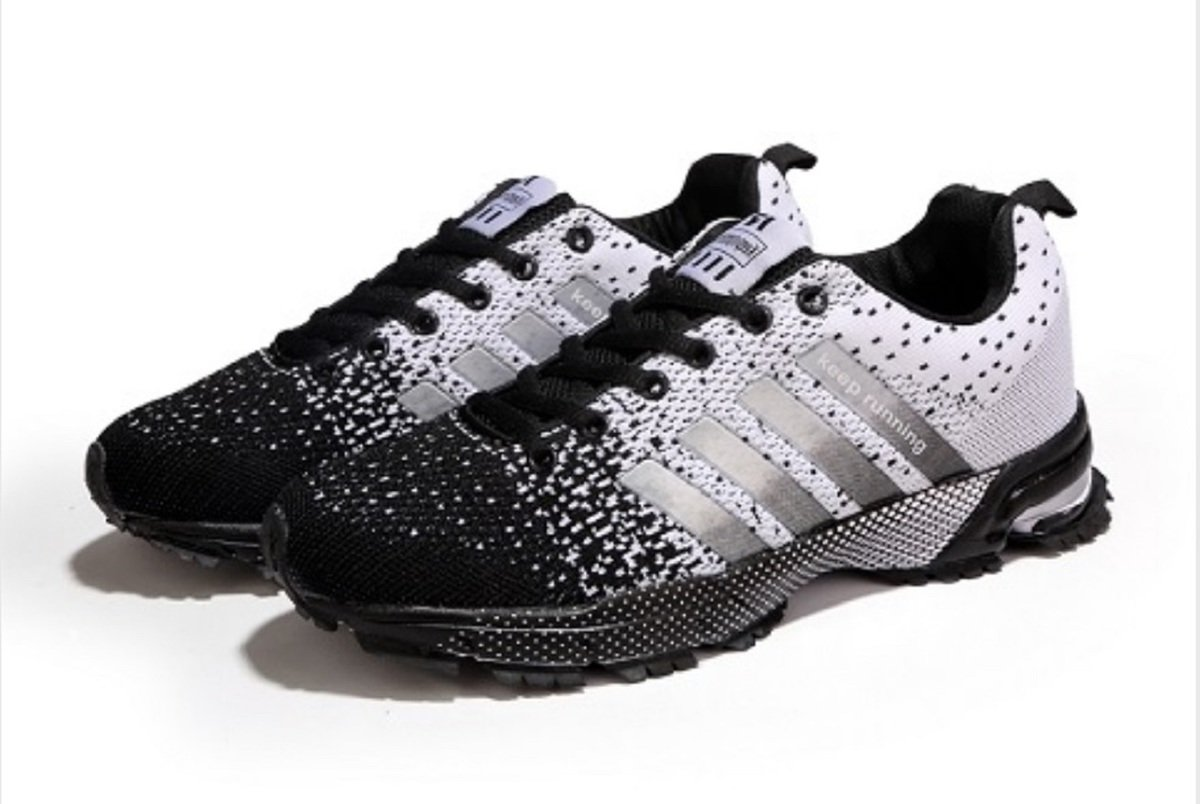 Fashion Running Shoes for Cross-Country Skiing. More Colors and Sizes. B07BP925GQ 11 D(M) US|Black White