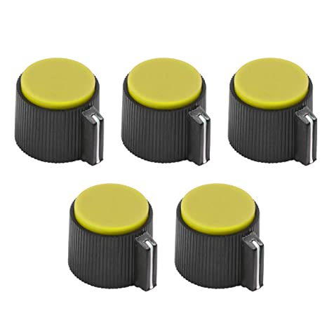 Amazon.com: Anderson Minelab Excalibur Knob Set - YELLOW - 0919: Garden & Outdoor