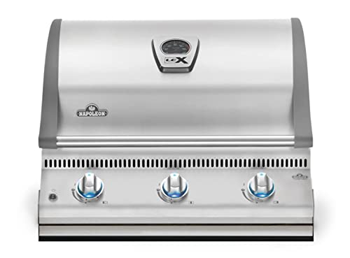 Napoleon BILEX485PSS offers a generous grilling area for the price