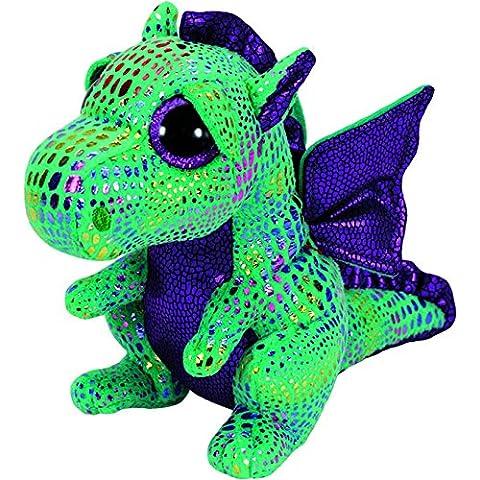 fba065a8d95 Ty Beanie Boos Cinder The Green Dragon Plush