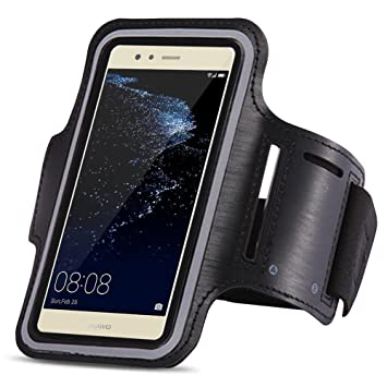 Huawei Mate 10 2017 Sports Running Jogging Cycling Gym Armband Case Cover