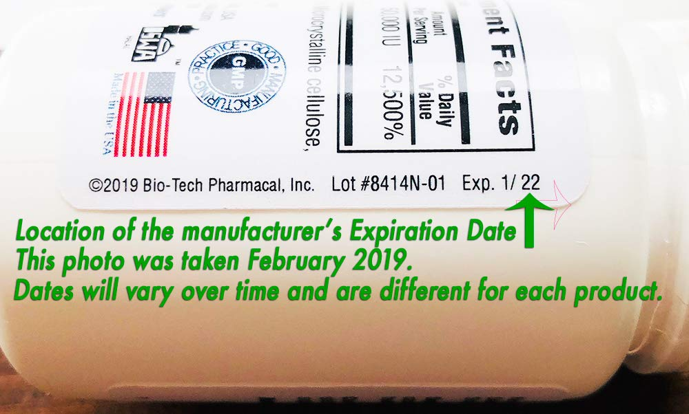 Bio-Tech Pharmacal, 100 Count