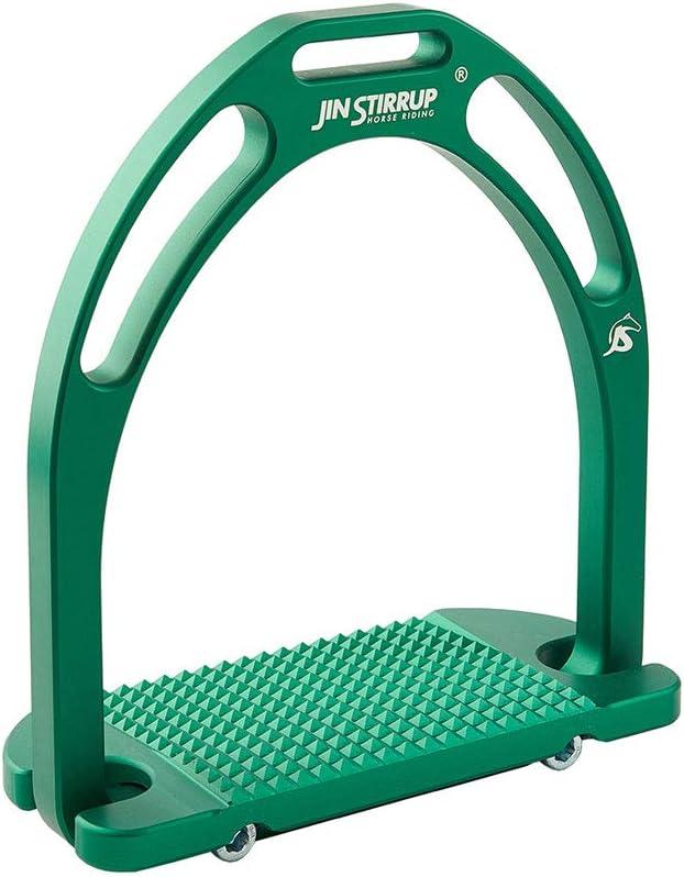 JIN - Soportes Unisex para Adulto, Color Verde Mate, 42 x 17 x 20 ...
