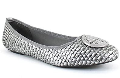 adf7022f115a Image Unavailable. Image not available for. Color  Pierre Dumas Women s  Moni 51 Pewter 8 M US