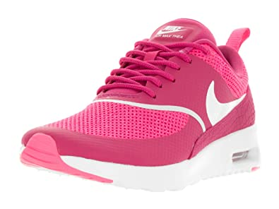 Shop Authentic Nike Women's Air Max Thea Running Shoe Vivid Pink/Summit White 599409 609