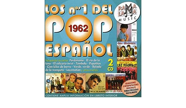 """Colección """"Los Números Uno Del Pop Españ"""