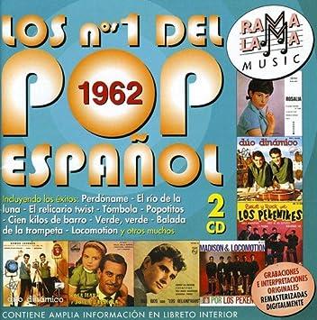 Lo Mejor Del Pop Espanol 1962 - Los Numeros 1 Del Pop Espanol 1962 / Various - Amazon.com Music