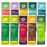 Amazing Grass Green Superfood Variety Pack: 8 Ounce (10 Count)