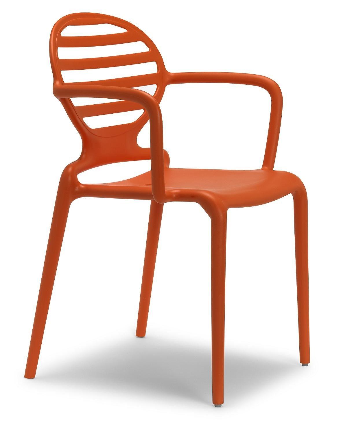 Sessel Cokka / Orange