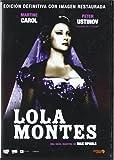 Lola Montes (Ed.Lujo) [DVD]