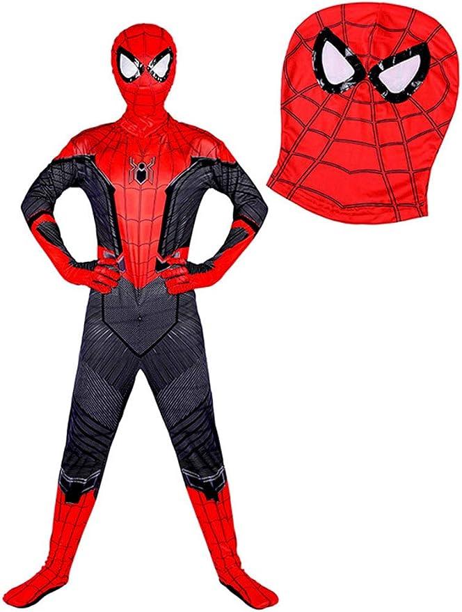 Disfraz Spiderman Niño, Homecoming Disfraz Halloween, Carnaval ...