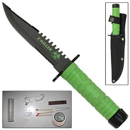 Amazon.com: z-killer Little Giant – Cuchillo de ...