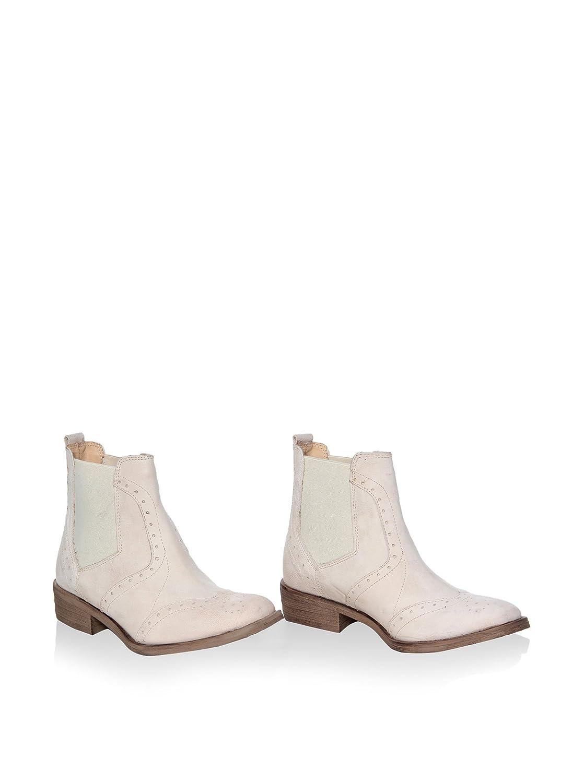 Gianni Gregori Botines Chelsea Rosa Palo EU 41: Amazon.es: Zapatos y complementos