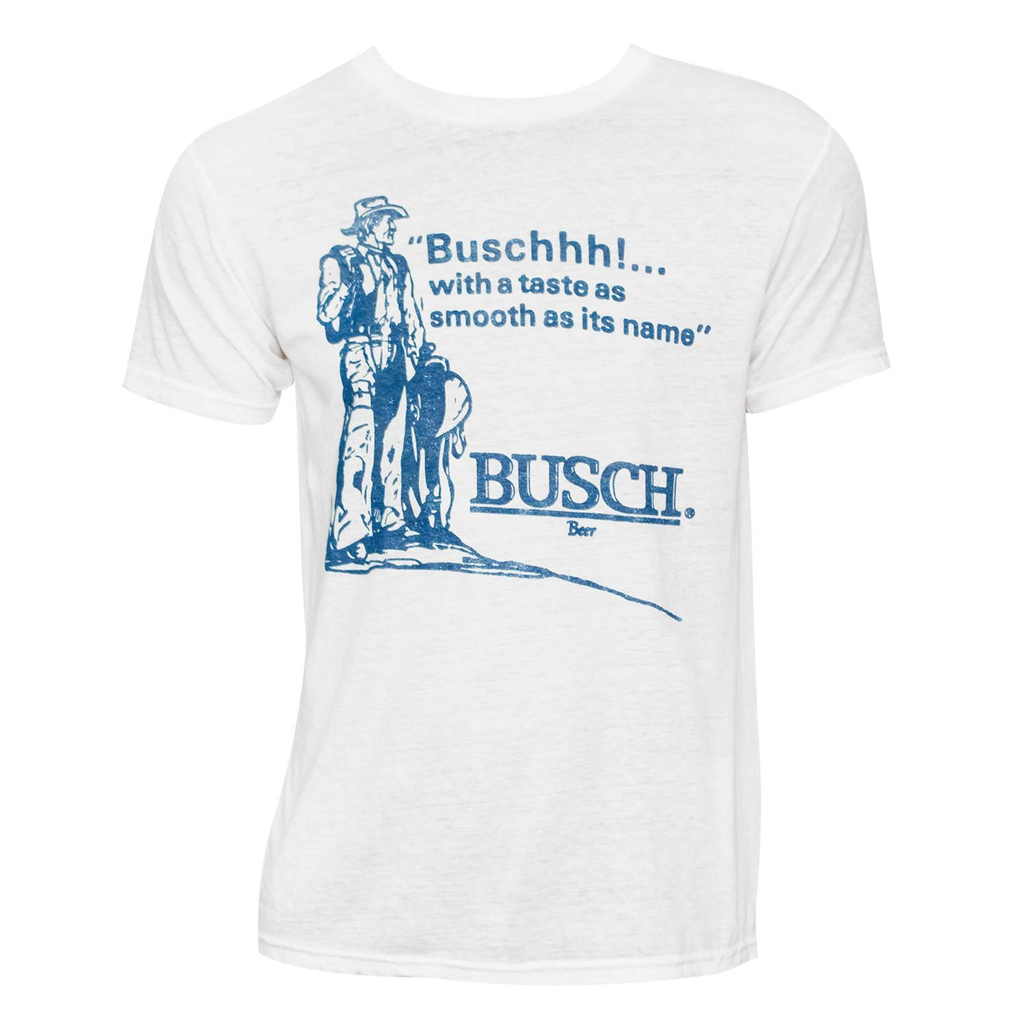 5342cd2a Amazon.com: Men's Busch Taste T-Shirt XL: Clothing