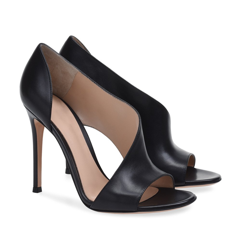 Color : B, Size : 34 XUEXUE Womens Shoes Stretch Satin Summer Basic Pump Wedding Shoes Stiletto Heel Peep Toe Buckle Dark Black Brown Party /& Evening//Dress Formal Business Work Wedding