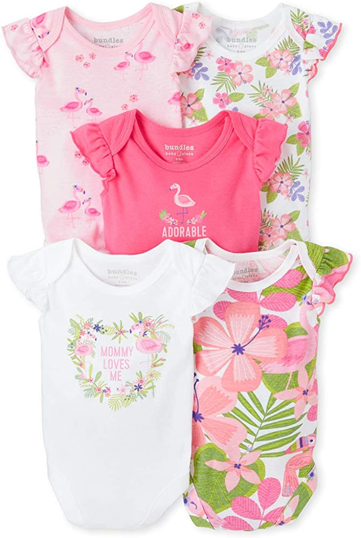 Get Your Shit Together Graphic Newborn Baby Short Sleeve Bodysuit Romper Infant Summer Clothing