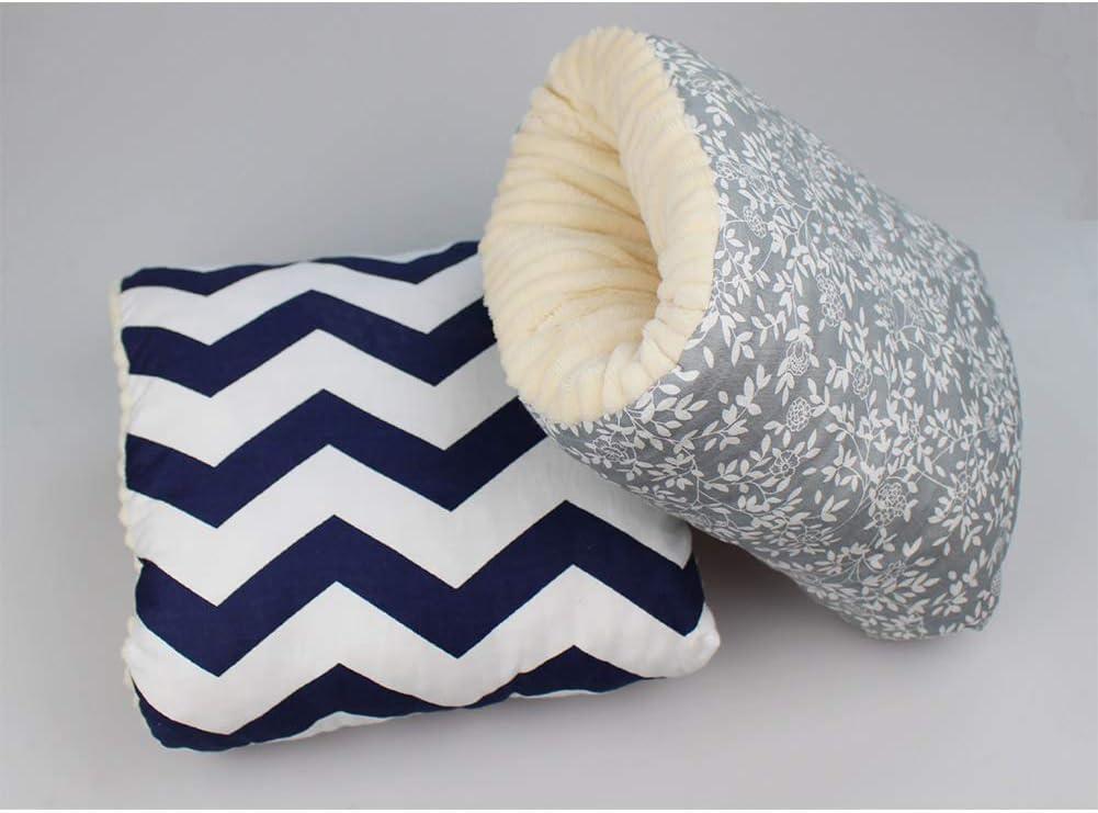 Baby Cotton Nursing Arm Pillow Breastfeeding Washable Arm Pillow Cushion Blue Triangle Lanlan Breastfeeding Pillow Nursie Breastfeeding Pillow