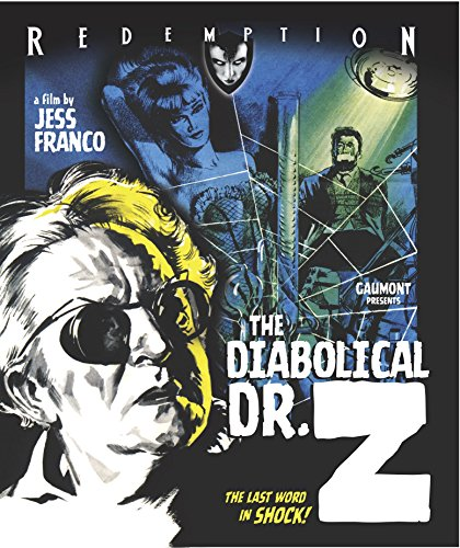 Diabolical Dr Z [Blu-ray]