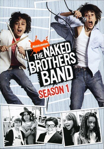 - The Naked Brothers Band: Season 1 [DVD]