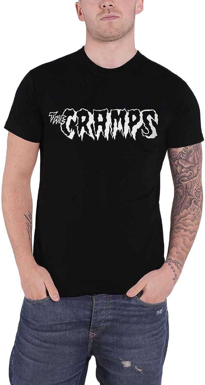 The Cramps T Shirt Band Logo Nouveau Officiel Homme