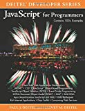 JavaScript for Programmers 9780137001316