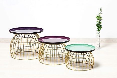 Tavolino Salotto Verde : Kayoom 3 tavolino comodino tavolino da salotto tavolo da salotto