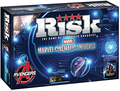 Risk: Marvel Cinematic Universe Board ()