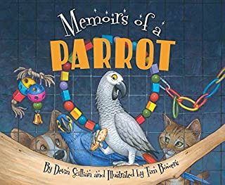 Book Cover: Memoirs of a Parrot