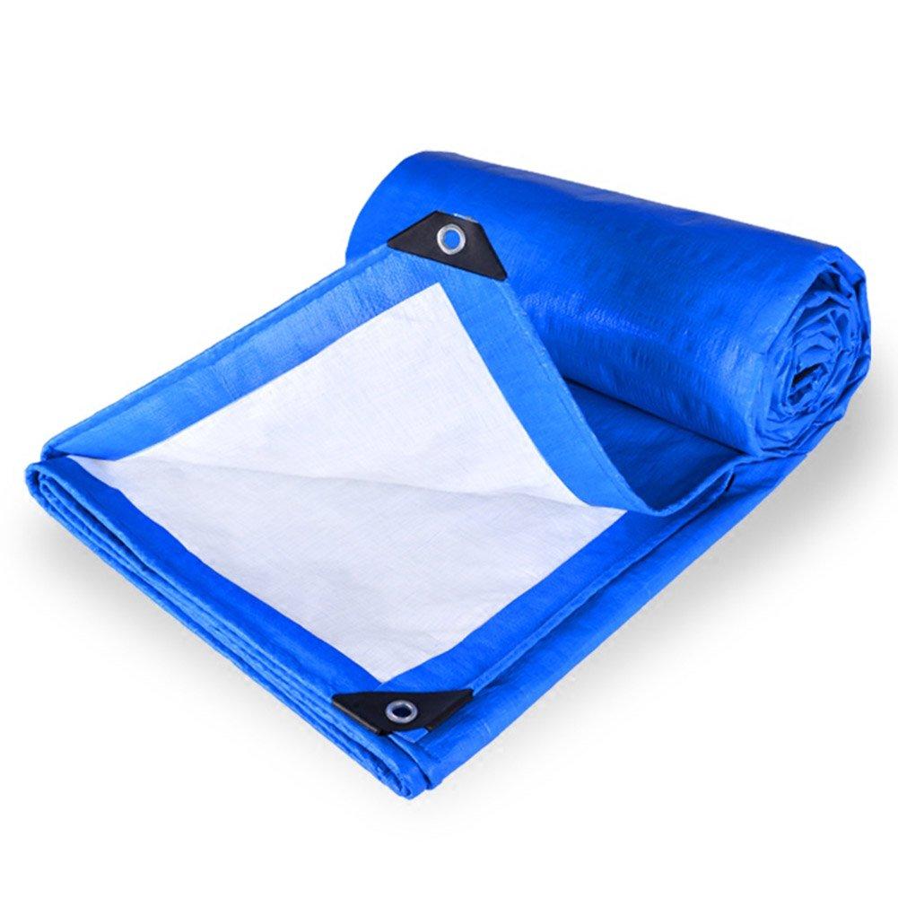 MDBLYJWinddichtes und Kaltes Tuch Sonnenschutztuc Plane, Dicke Wasserdichte Sonnenschutzplane zum Schutz von Holz, Anti-Aging-Sonnenschutz