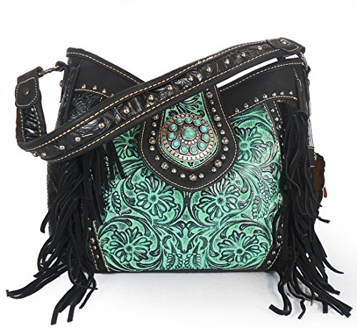 trinity-ranch-concealed-carry-tooled-leather-fringe-hobo-black-tq