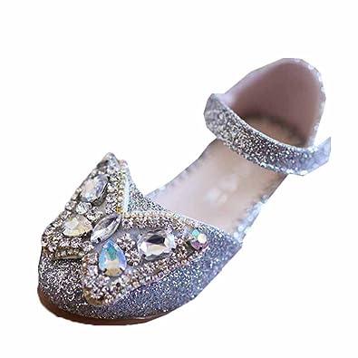 Chaussures Paillettes Fille