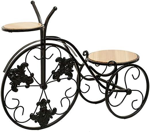 Estante de almacenamiento Soporte De Flores for Bicicleta De ...
