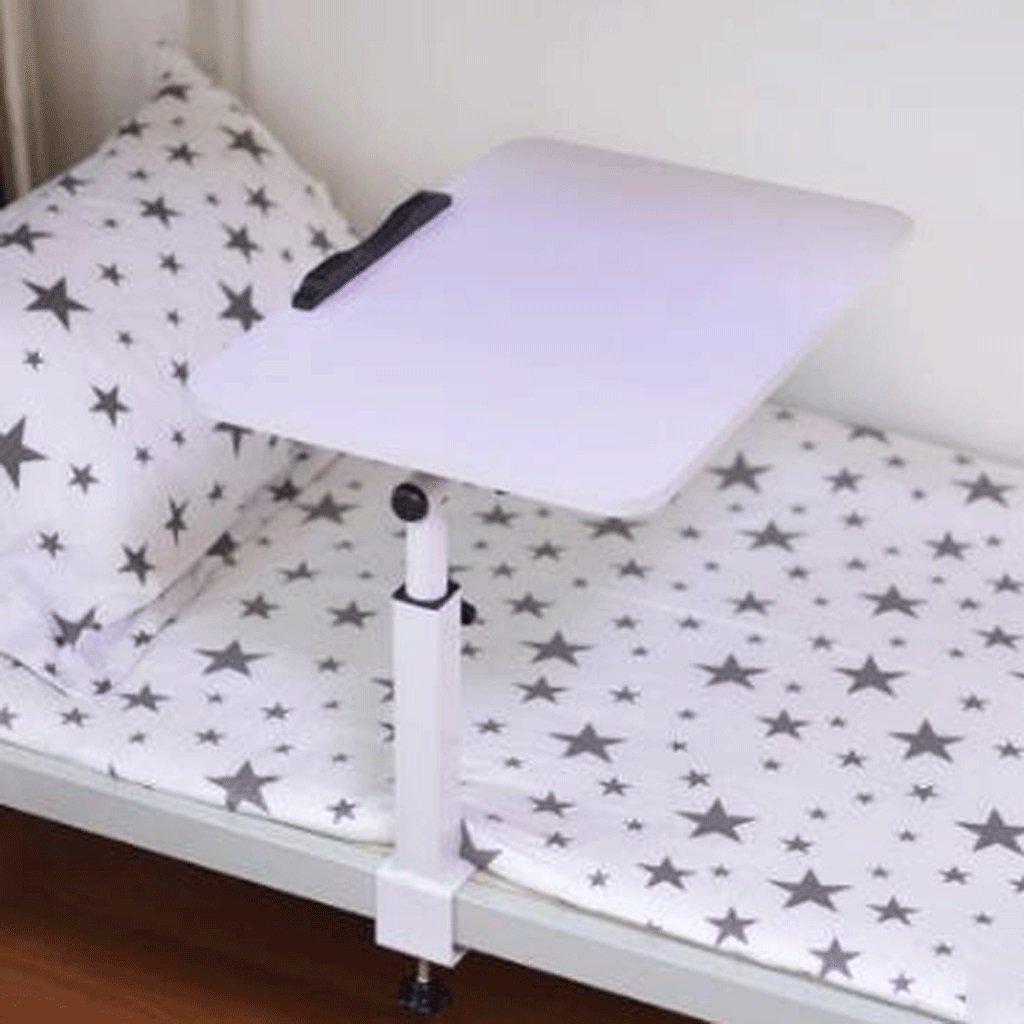 GAOLILI 折り畳み式のデスク付きのノートブックコンピュータの机のベッド小さなテーブルの寝室の寮のレイジーな学習テーブル (色 : パープル ぱ゜ぷる) B07DNRJDBG パープル ぱ゜ぷる パープル ぱ゜ぷる