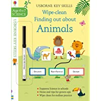 Watson, H: Wipe-Clean Finding Out About Animals 6-7
