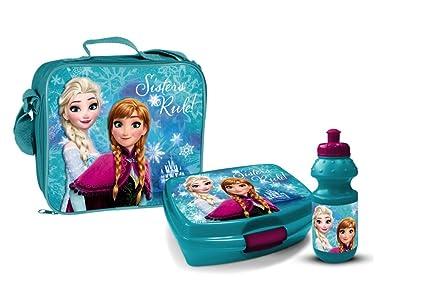 75b03b44e11b Amazon.com: Star Disney Frozen Art. Code- 46853, Canteens and Lunch ...