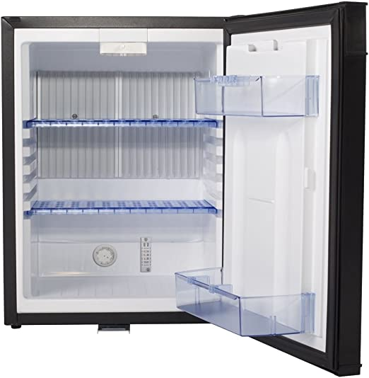 Amazon.com: SMETA Mini nevera sin ruido: refrigerador de ...