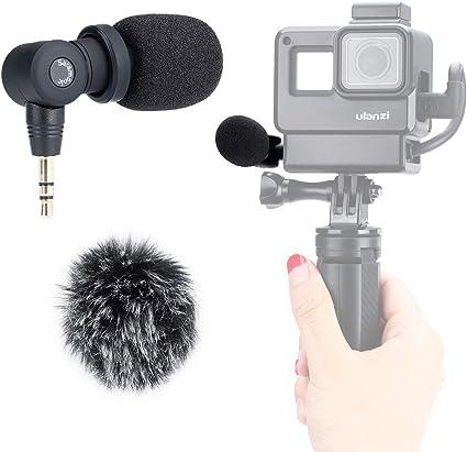 Saramonic Sr Xm1 Mini Vlog Mikrofon Für Dji Osmo Action Elektronik