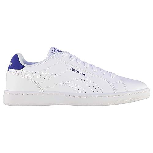 Reebok Hombre Complete Cuero Clásico Zapatillas Cordones Transpirable Zapatos 47: Amazon.es: Zapatos y complementos