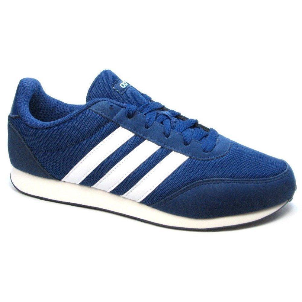info for d1616 d15f7 adidas NEO V Racer 2.0 W BC0113 MYSTERY BLUE FTWR WHITE ENERGY AQUA (UK 7  EUR 40)  Amazon.co.uk  Shoes   Bags