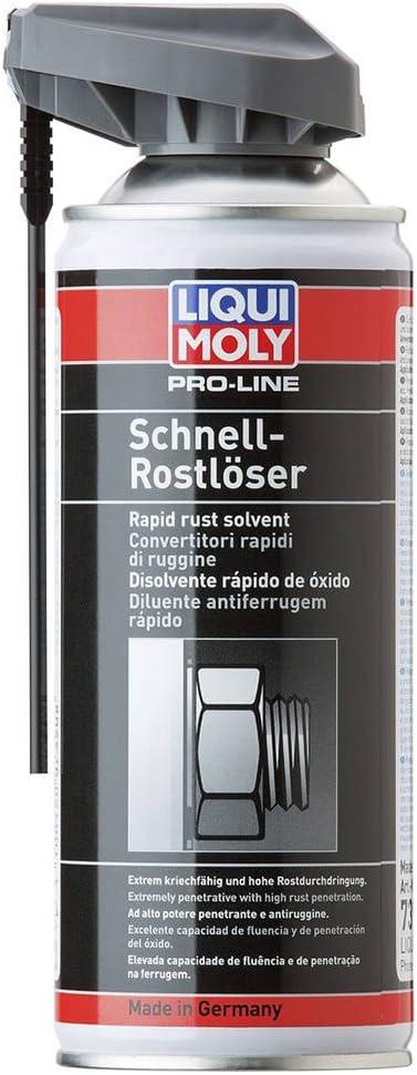 Liqui Moly 7390 - Disolvente rápido de óxido, 400 ml