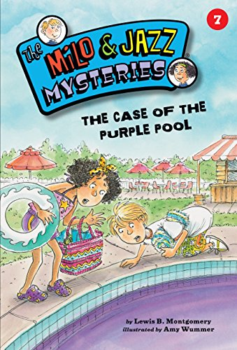 The Case of the Purple Pool (Book 7) (The Milo & Jazz Mysteries ®)