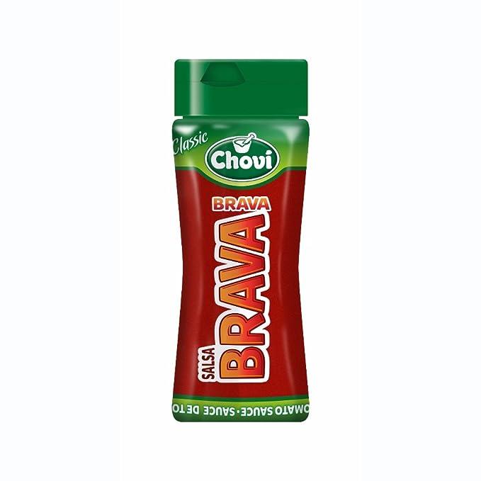 Salsa Brava Chovi Botella 265 G