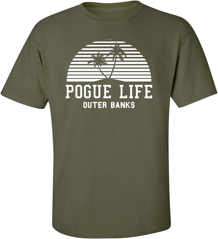 zerogravitee Pogue Life Adult Short Sleeve T-Shirt