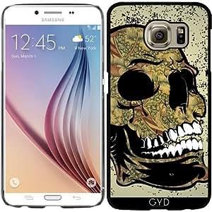 Funda para Samsung Galaxy S6 (SM-G920) - Cráneo Del Azúcar by nicky2342
