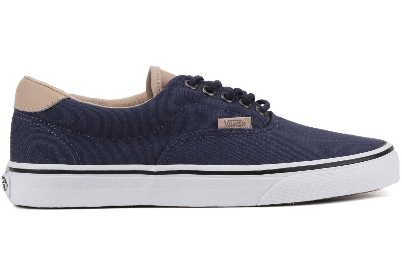 Vans Unisex Era 59 Skate Shoes B01I26COKC 10.5 M US Women / 9 M US Men|Crown Blue/True White