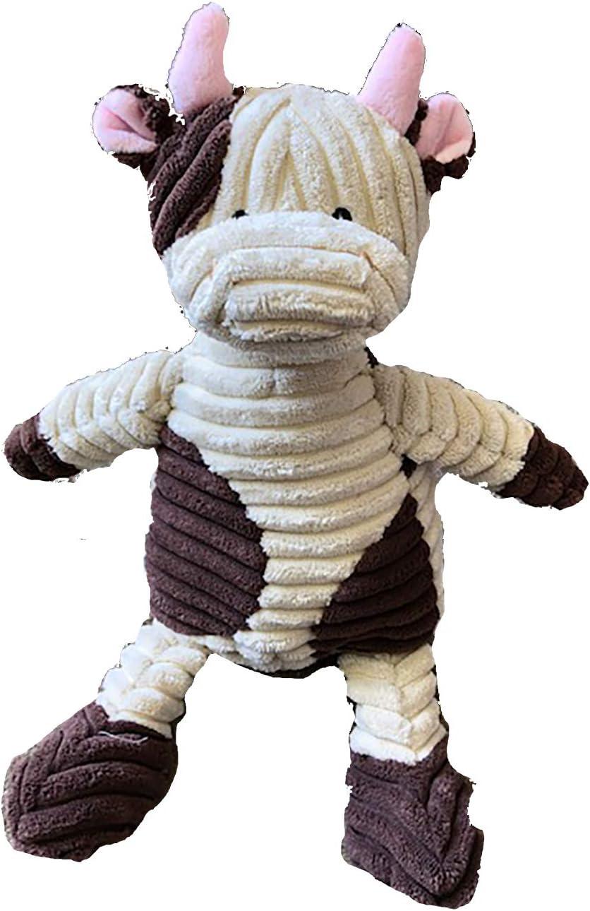Teddy Bear Stuffed Toy, Amazon Com Unipak Kordy Jr Stuffed Plush Brown And Cream Cow 12 Toys Games