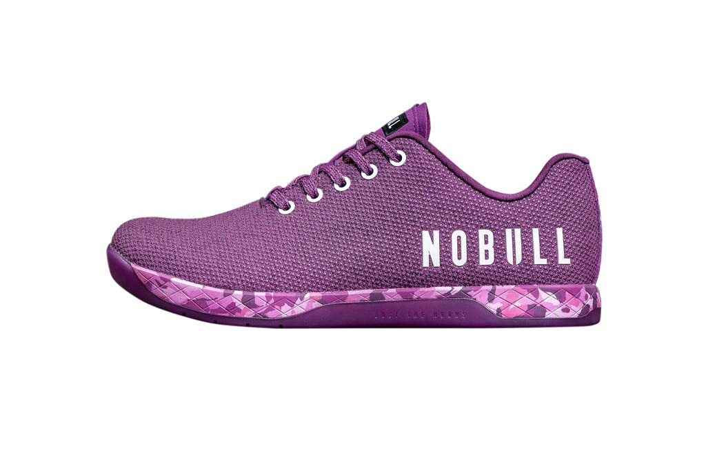 NOBULL Women's Training Shoes and Styles (5, Purple Heather)