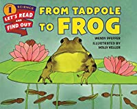 From Tadpole To Frog (Lets-Read-and-Find-Out