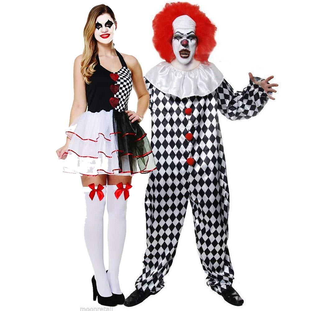 Risultati immagini per clown costume halloween